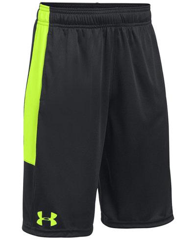 Under Armour Instinct Shorts, Big Boys (8-20)