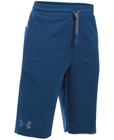Under Armour Select Terry Shorts, Big Boys (8-20)