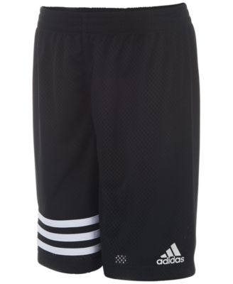 Image of adidas Defender Impact Shorts  Toddler & Little Boys (2T-7)