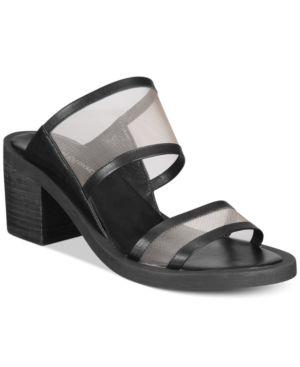 Kelsi Dagger Brooklyn Lee Two-Piece Mesh Sandals Women