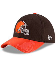 New Era Cleveland Browns Sideline 39THIRTY Cap
