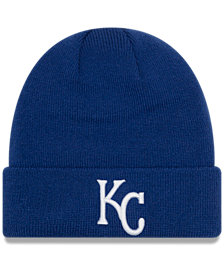 New Era Kansas City Royals Basic Cuffed Knit Hat