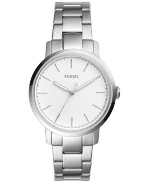 Fossil Women's Neely Stainless Steel Bracelet Watch 34mm ES4