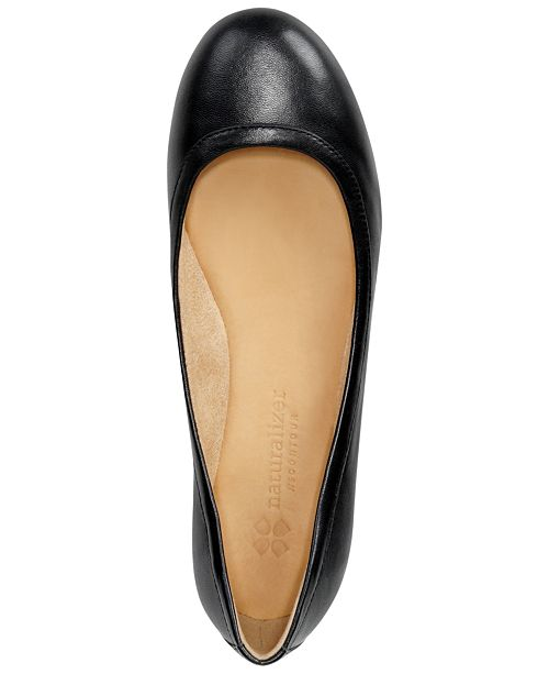 f35f7e7ac2aa Naturalizer Brittany Flats   Reviews - Flats - Shoes - Macy s