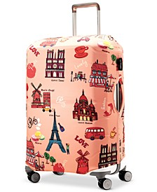 Paris Medium Luggage Cover