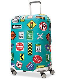 Samsonite Street Signs Medium Luggage Cover