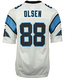 Men's Greg Olsen Carolina Panthers Game Jersey