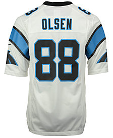 Nike Men's Greg Olsen Carolina Panthers Game Jersey