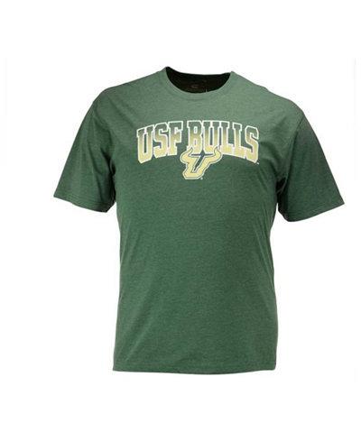 Colosseum Men's South Florida Bulls Gradient Arch T-Shirt