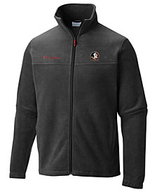 Columbia Men's Florida State Seminoles Flanker Full-Zip Jacket