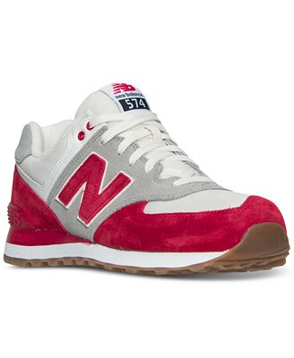 mens new balance 574 retro sport