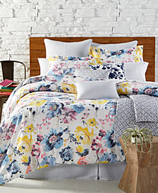 CLOSEOUT! Brianna Reversible 14-Pc. Comforter Sets