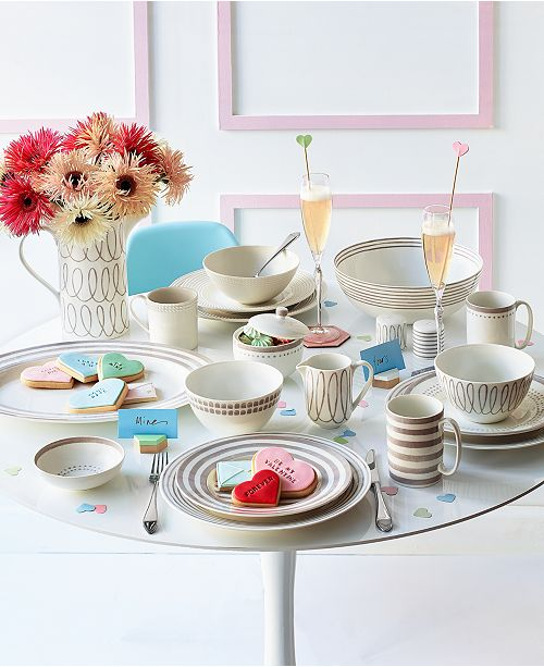 kate spade new york SHOP THE LOOK: Tablescape