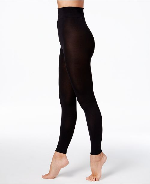 c5b5f4065 DKNY Women s Compression Footless Tights   Reviews - Handbags ...