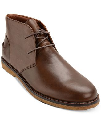 Polo Ralph Lauren Men's Marlow Chukka Boots - All Men's Shoes ...