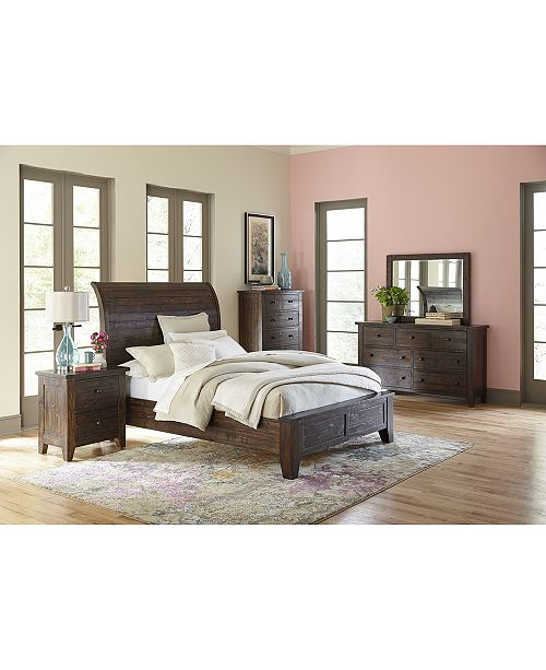 Macys Furniture Outlet Columbus: Furniture Ember Bedroom Furniture Collection, Created For