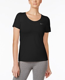 Nike Dry Legend Scoop Neck Training Top