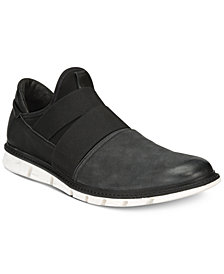 Kenneth Cole New York Men's Broad Scale Slip-On Sneakers