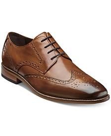 Florsheim Men's Marino Wingtip Oxfords, Created for Macy's