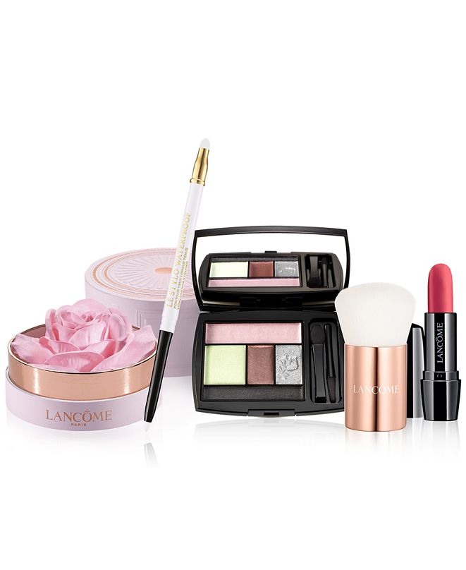 Lancome Spring Color Collection - Absolutely Rose