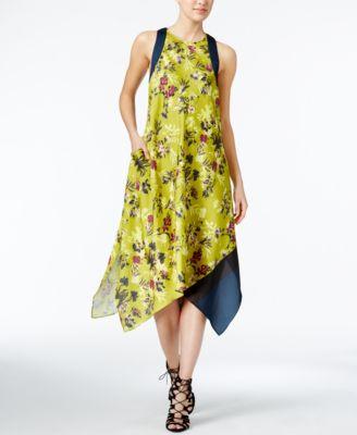 Rachel roy yellow dresses for women