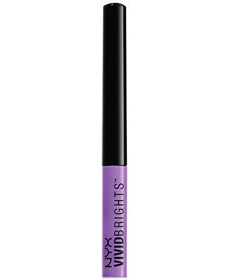 Vivid Brights Eyeliner by Nyx Professional Makeup