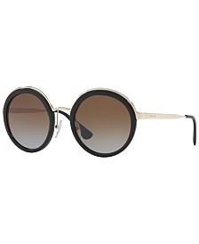 Prada Polarized Sunglasses , PR 50TS