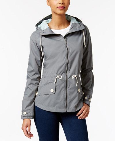 Columbia Regretless Waterproof Raincoat Jackets Women