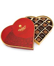 Charbonnel et Walker 20-Pc. Fine Milk & Dark Chocolates Heart Box