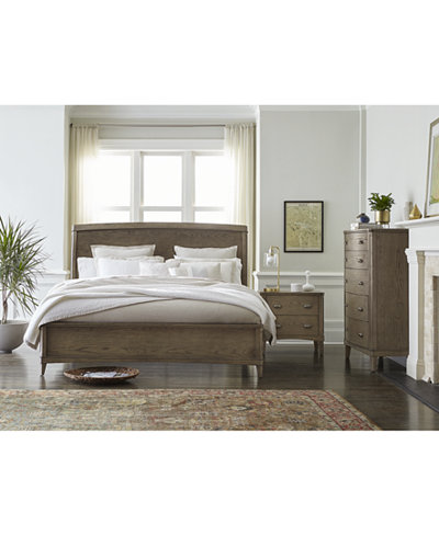 CLOSEOUT! Allegra Platform Bedroom Furniture Collection