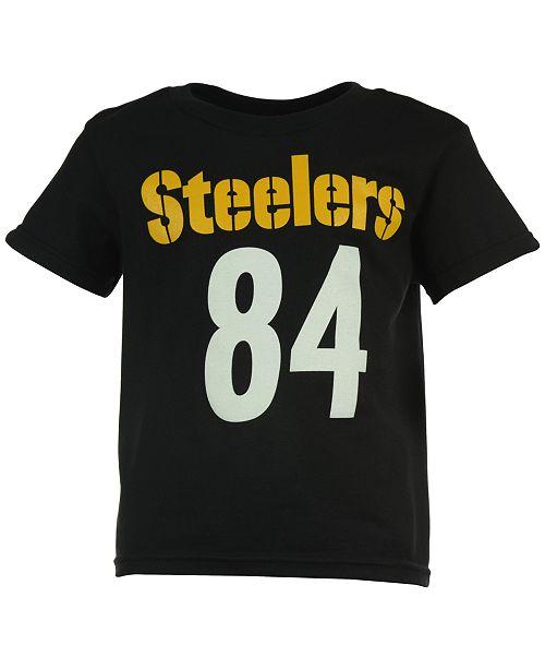 huge discount 065de b6d33 NFL Antonio Brown T-Shirt, Little Boys (4-7)