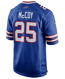 Nike LeSean McCoy Buffalo Bills Game Jersey, Big Boys (8-20)