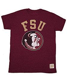 Retro Brand Under Armour  Florida State Seminoles Mock Twist T-Shirt, Big Boys (8-20)
