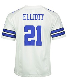Ezekiel Elliott Dallas Cowboys Game Jersey, Big Boys (8-20)