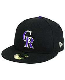 Colorado Rockies Authentic Collection 59FIFTY Cap