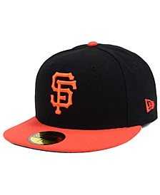 San Francisco Giants Authentic Collection 59FIFTY Cap