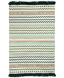 "CLOSEOUT! Razzel 27"" x 45"" Cotton Accent Rug"