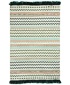 "Jessica Simpson Razzel 20"" x 32"" Cotton Accent Rug"