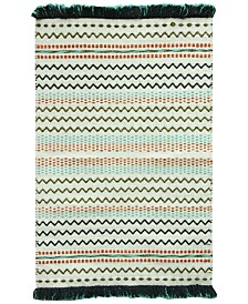 "Jessica Simpson Razzel 27"" x 45"" Cotton Accent Rug"