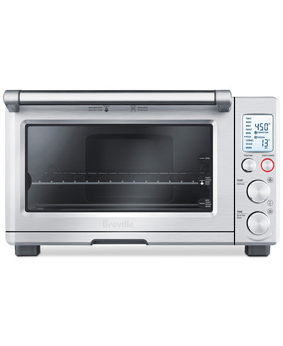 Breville BOV800XL Toaster Oven, Smart - Electrics - Kitchen - Macys