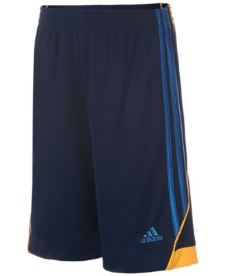 Image of adidas Dynamic Speed Shorts, Toddler & Little Boys (2T-7)
