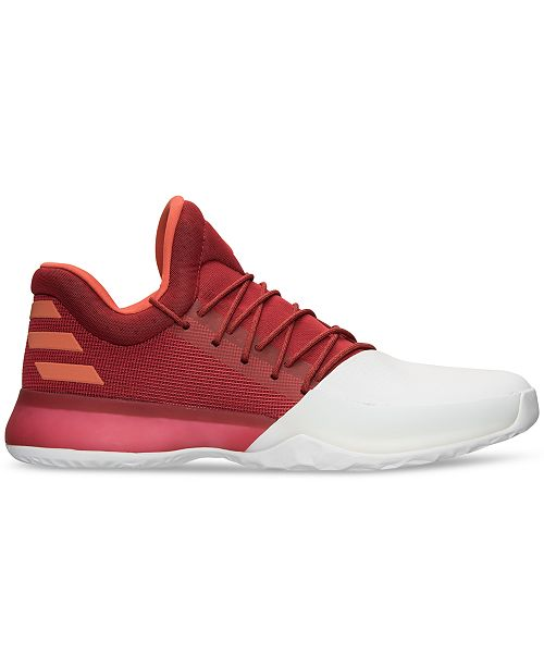 353b94621f1 1 Basketball Sneakers from Finish Line  adidas Men s Harden Vol. 1  Basketball Sneakers from Finish ...