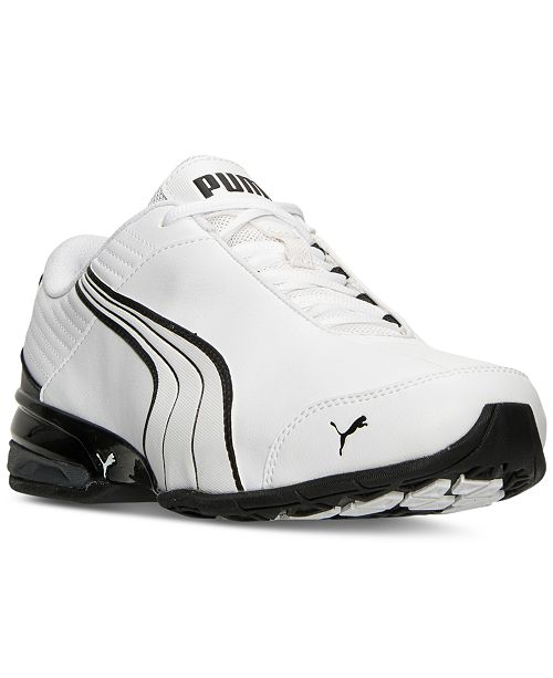 8df08fd9539 Puma Men s Super Elevate Running Sneakers from Finish Line   Reviews ...