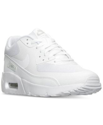 nike white air max men's sneakers