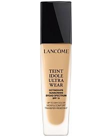 랑콤 뗑 이돌 롱라스팅 파운데이션 Lancome Teint Idole Ultra 24H Long Wear Foundation, 1 oz