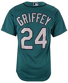 Men's Ken Griffey Jr. Seattle Mariners Cooperstown Player Replica CB Jersey