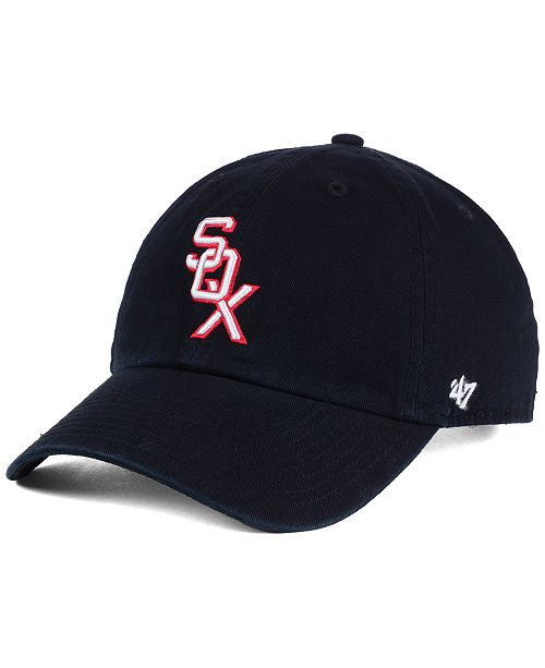 '47 Brand Chicago White Sox Cooperstown CLEAN UP Cap