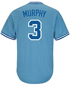 Majestic Men's Dale Murphy Atlanta Braves Cooperstown Player Replica CB Jersey