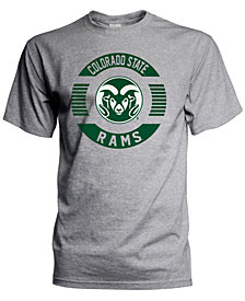 J America Men's Colorado State Rams Circle Logo T-Shirt