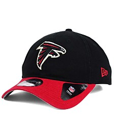 New Era Atlanta Falcons Relaxed 2Tone 9TWENTY Strapback Cap